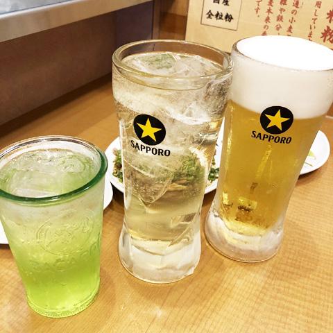 自製薑汁汽水
