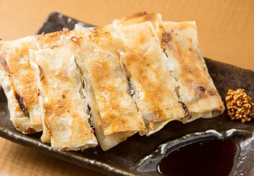 餃子(4個)